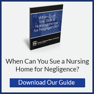 Nursing home abuse and negligence lawyer in Florida