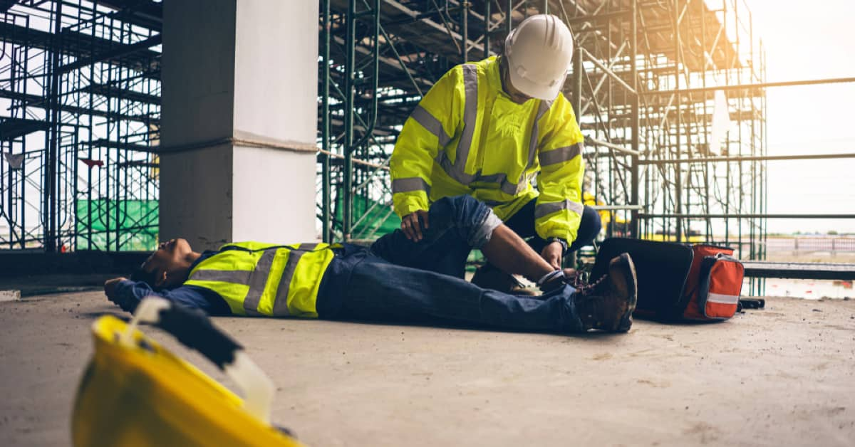 Construction Accident Liability